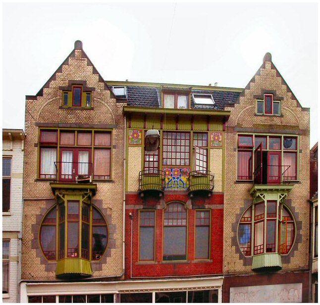 Oude Ebbingestraat 49, Groningen.
