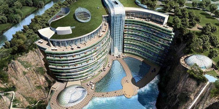 Tujuh Arsitektur Futuristik Paling Populer (II) | 30/12/2015 | KOMPAS.com - Arsitek mancanegara berlomba-lomba menghasilkan desain karya yang tidak hanya fungsional, tetapi juga futuristik.Saat ini, setidaknya terdapat 7 desain arsitektur futuristik paling populer ... http://propertidata.com/berita/tujuh-arsitektur-futuristik-paling-populer-ii/ #properti #proyek #hotel #singapura #arsitek