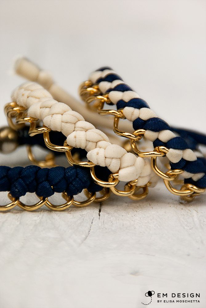 Bracelets by EM design - Follow on Facebook: www.facebook.com/emdesign.accessori