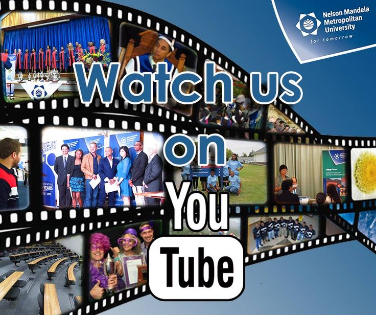 Hey all you #Madibaz, now you can watch #NMMUGeorge Campus on #YouTube. To view our channel, click here: http://avideo.link/39h.