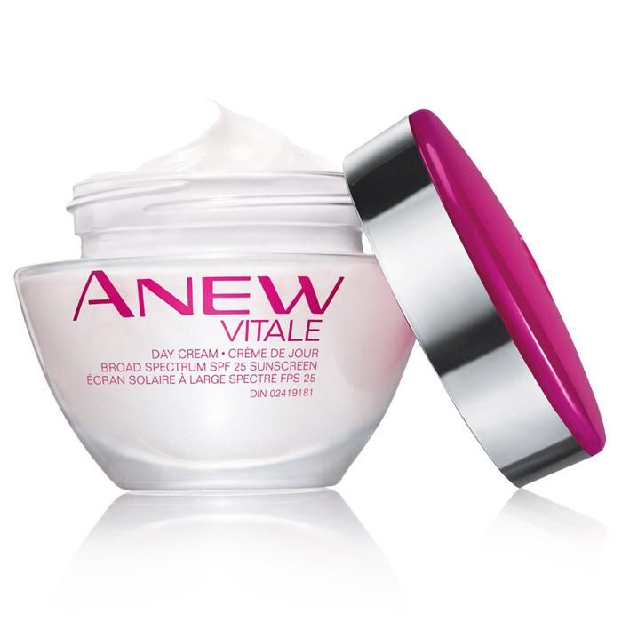 Avon Skin Care: 29 Best Images About Avon Anew Vitale On Pinterest
