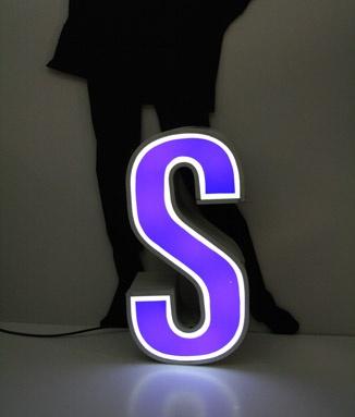 Character/lightletter(lamp): Character Lightlett Lamps, Character Lightletter Lamps