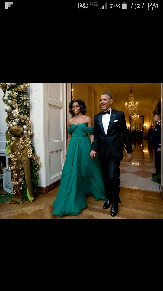 Michelle is my fashion ideal. She is always timeless