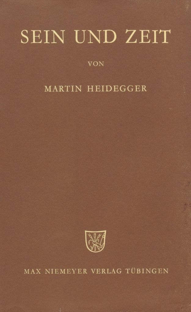 Being and Time by Martin Heidegger (1927) | The 25 Most Challenging Books You Will Ever Read