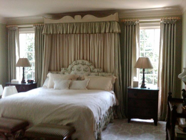 Mark Phelps Interiors CWT Fabricator Custom Window TreatmentsGuest BedroomsMaster BedroomsBeautiful BedroomsCharlotte NcWindow