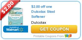 Tri Cities On A Dime: SAVE $2.00 ON DULCOLAX STOOL SOFTENER