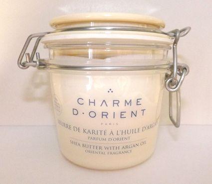 http://cherrybox.gr/charme-d-orient-βούτυρο-καριτέ-shea-butter-με-argan-oil-200gr Βούτυρο Καριτέ. Ιδανικό προϊόν για όλους τους τύπους δέρματος ενάντια στην ξηροδερμία και στην αφυδάτωση του δέρματος.