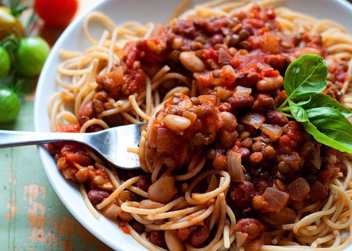Thick rich pasta sauce recipe