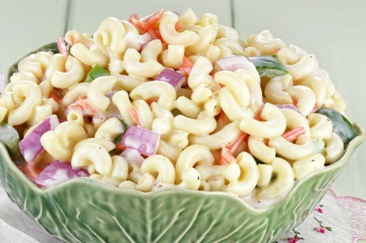 Une boite de lait Eagle Brand et votre vision de la salade de macaroni sera tout à fait différente !