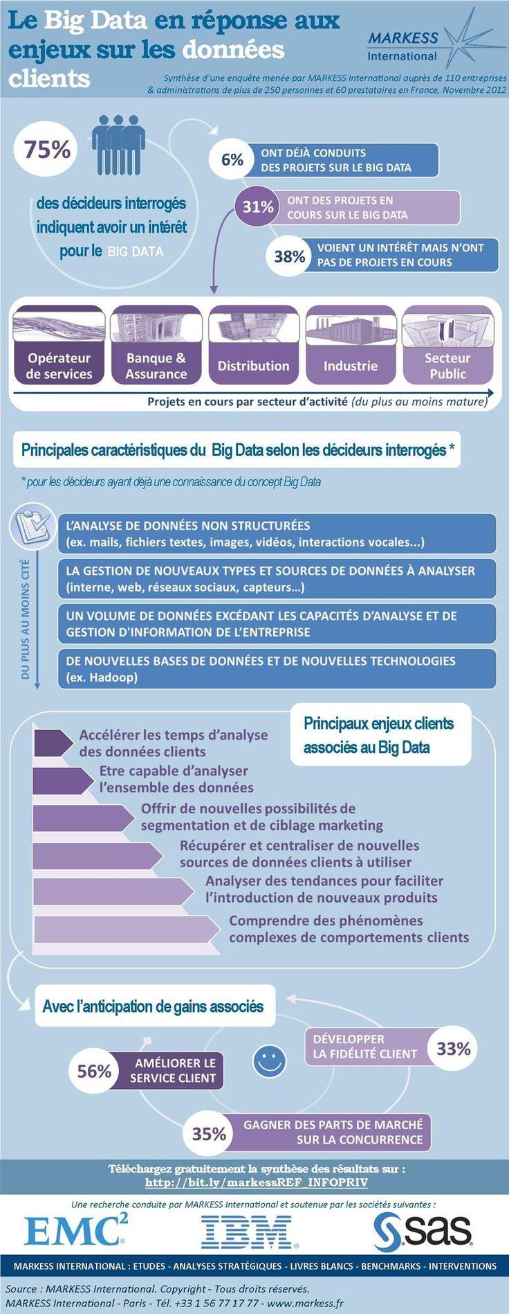 Bigdata : infographie big data markess
