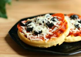 Cooking Pinterest: Gluten Free Waffle Pizza Recipe