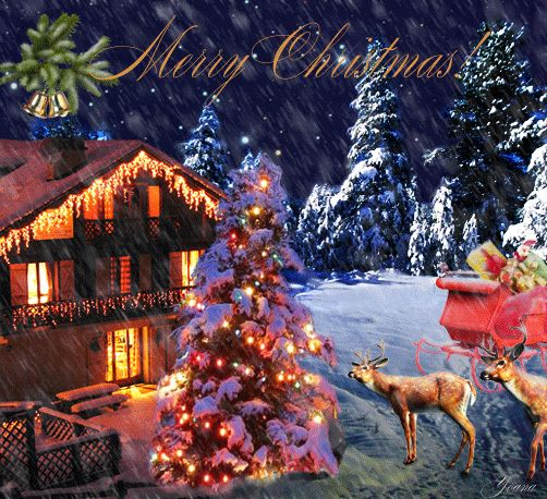 Wall Hit: Merry Christmas And Happy New Year Images