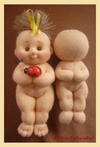 Bebe desnudito