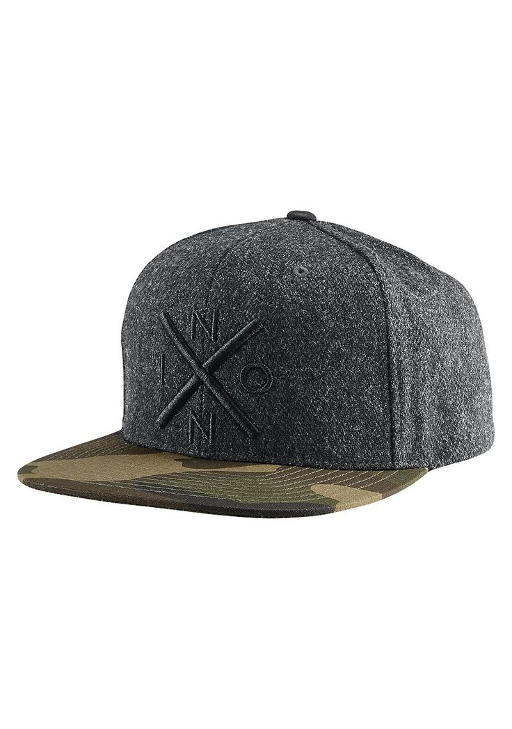 Exchange Snapback Hat | Men's Hats & Beanies | Nixon Watches and Premium…