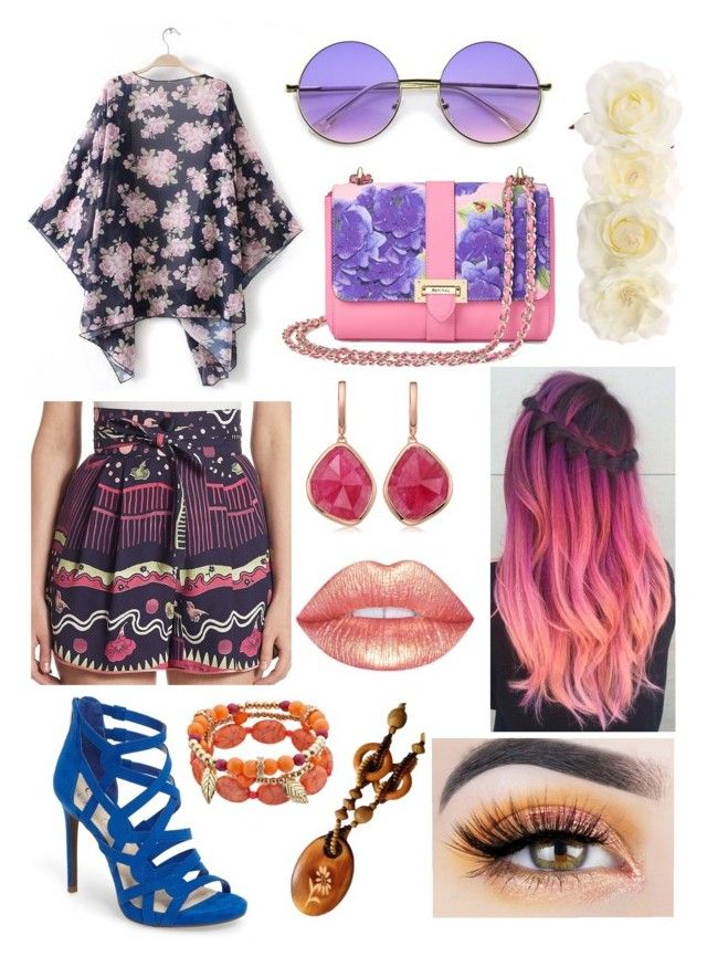 """Candyz Yasmin"" by process-red on Polyvore featuring Aspinal of London, Marc Jacobs, Monica Vinader and Jessica Simpson"