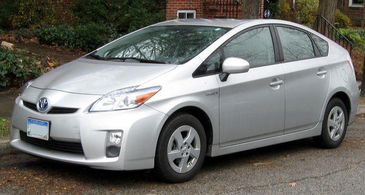 Toyota Prius - Wikipedia, the free encyclopedia