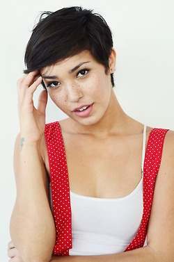 The best blog I found for pixie cuts