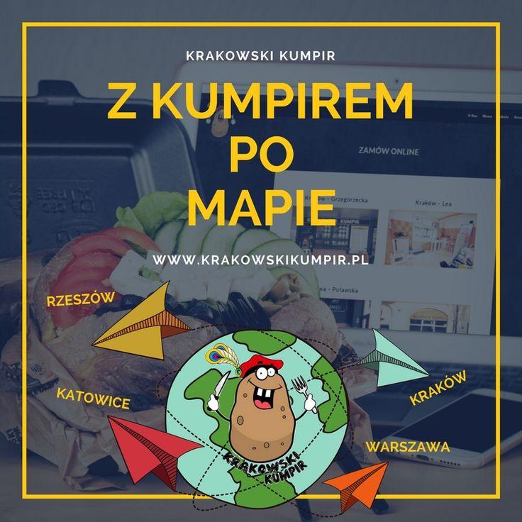 OTO LOKALIZACJI NASZYCH LOKALI W KONKRETNYM Z MIAST ☛http://krakowskikumpir.pl/lokale/ ☚  Podróżuj ze smakiem  #krakowskikumpir #kumpir #bar #pieczonyziemniak #ziemniak #potato #bakedpotatos #kraków #krakow #rzeszów #rzeszow #warszawa #stolica #katowice #polska #poland #googfood #food #jedzenie #zawsześwieże #mapapolski #jesień #autumn #nachandrę #blues #online #długiewieczory