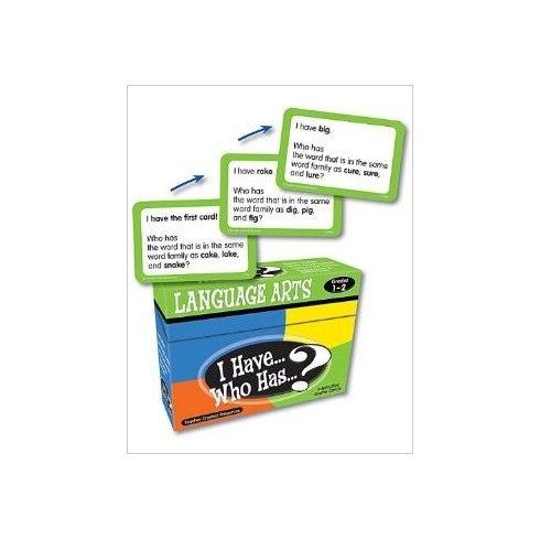 Divertido y didáctico juego de preguntas y respuestas para desarrollar habilidades de lengua y matemáticas. Cada caja tiene 4 juegos de cartas para 4 tipos de juegos diferentes: Analogías, sinónimos y antónimos, múltiples significados y partes de un discurso. Grade 1-2