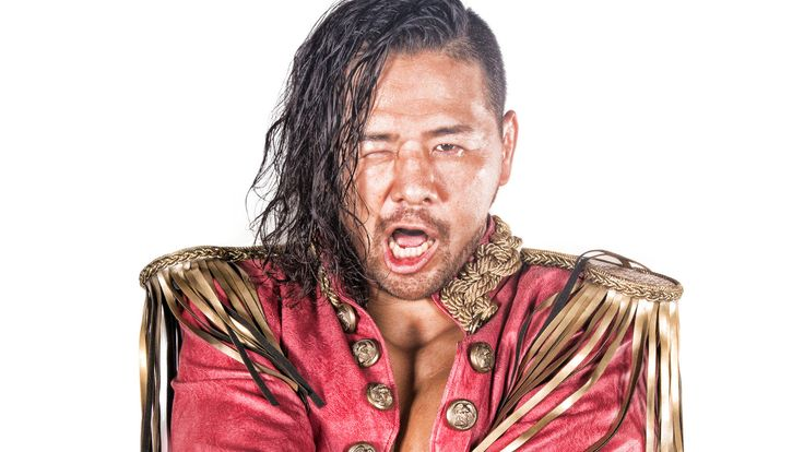 Get Hype For WRESTLEMANIA With This Awesome Metal Version Of Shinsuke Nakamura's Theme — GeekTyrant