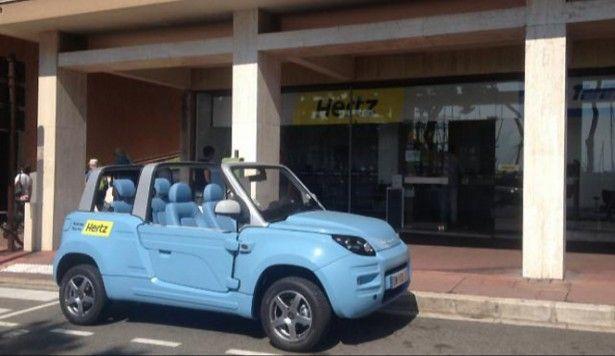 Cars - Bluesummer : la Bluecar version été à louer sur la Côte d'Azur ! - http://lesvoitures.fr/bluesummer-la-bluecar-version-ete-a-louer-sur-la-cote-dazur/