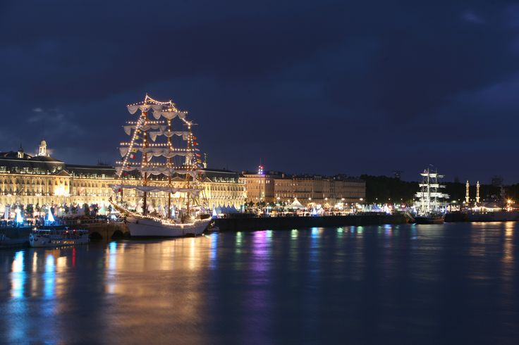 Bordeaux, Aquitaine.