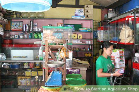 Image titled Start Your Own Aquarium Shop Step 1
