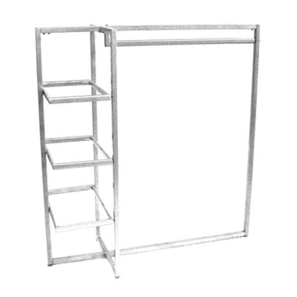 Muebles metalicos para colgar ropa for Ganchos metalicos para colgar ropa