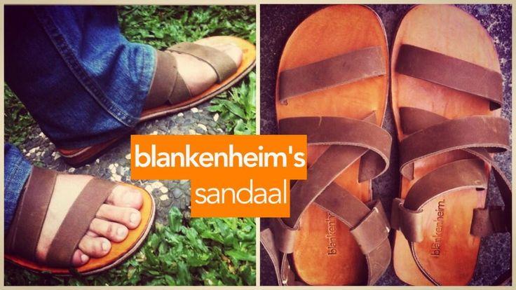 #blankenheim #sandaal