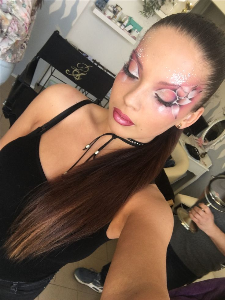 Supracolor, fantáziasmink, artistic makeup