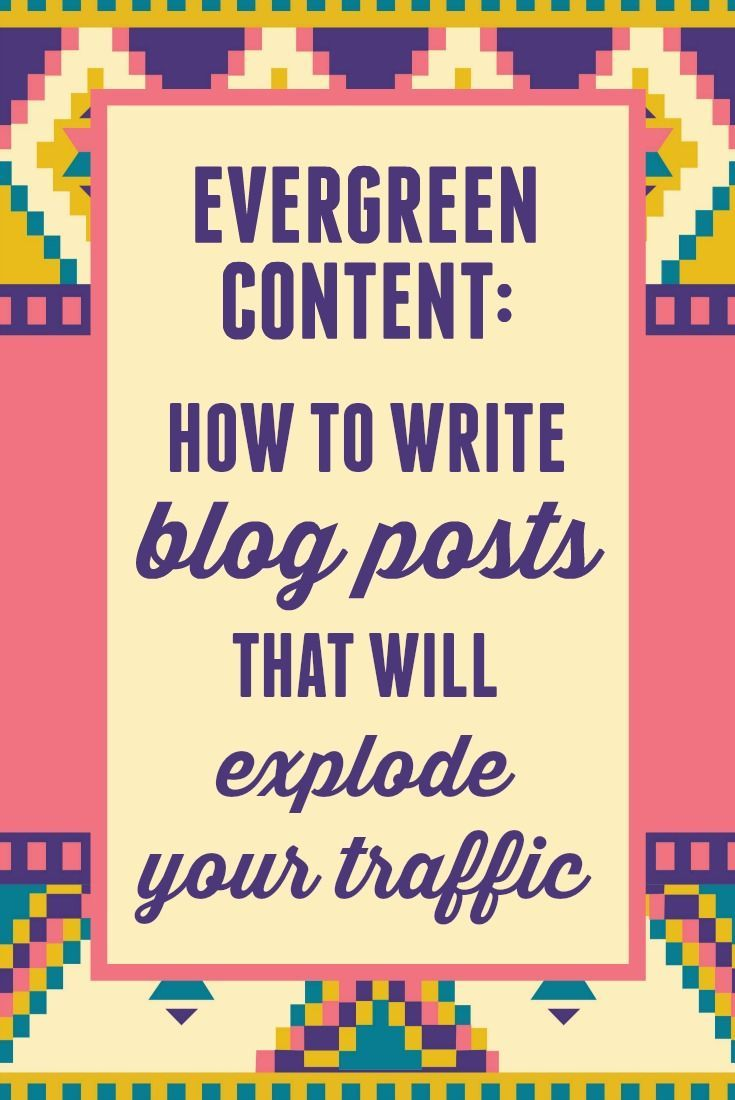 Before you ever start a blog or begin to create an editorial calendar, you need to write evergreen content. This is the list of blog posts that you upload to your WordPress site and help to tell Google and Pinterest what your blog is about. Evergreen content is essential to growing your traffic and making money online because it is content that is always hyper-relevant to your target audience and solves a problem for them or teaches them a new way to do something. Discover how evergreen…