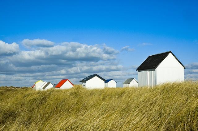 Gouville sur mer, Normandie