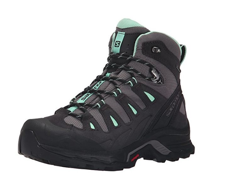e72353e6f6 Details about Salomon Quest Prime GTX Hiking Trail Mid Boots Women's ...