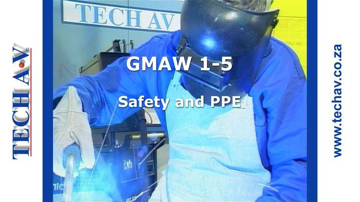 Gas Metal Arc Welding (GMAW) 1-5