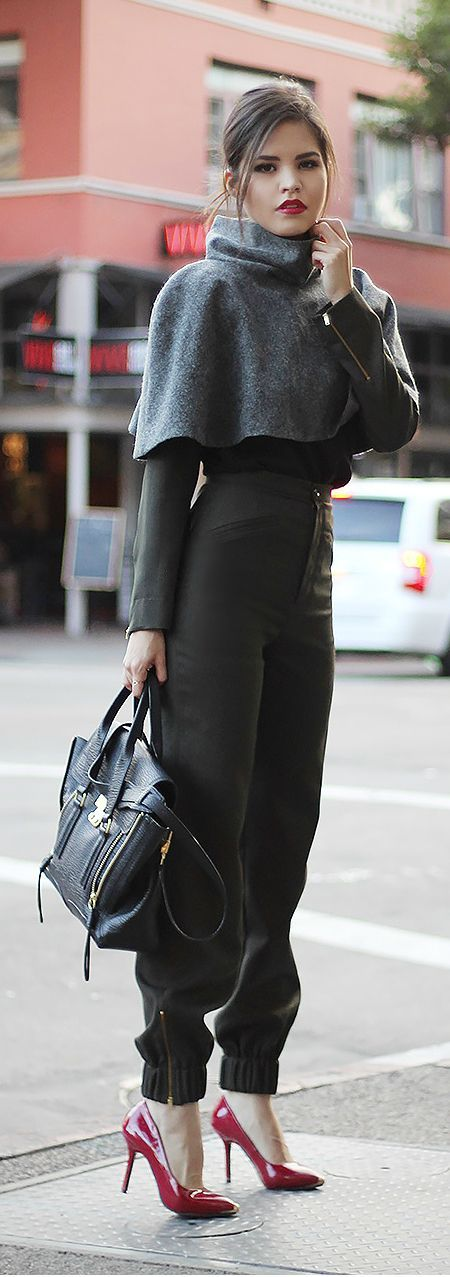 #chic and just the right proportions