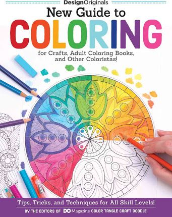 A New Guide to Coloring. Quick flip through video - https://youtu.be/x654G6CBgVI
