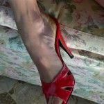 I piedi di Maria Biricchina
