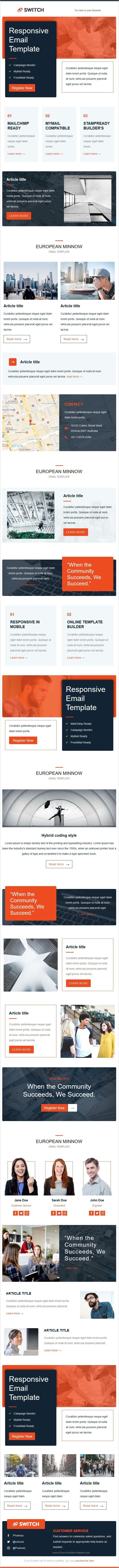 Ungewöhnlich Www.campaignmonitor.com Vorlagen Fotos - Entry Level ...