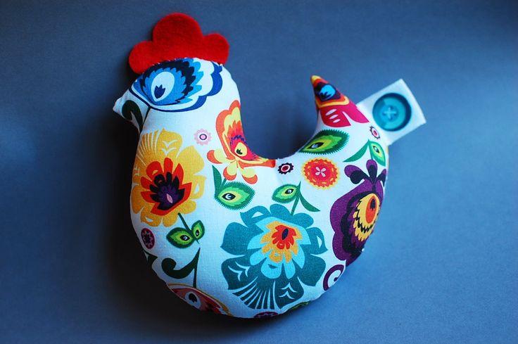 folkowa kura <3