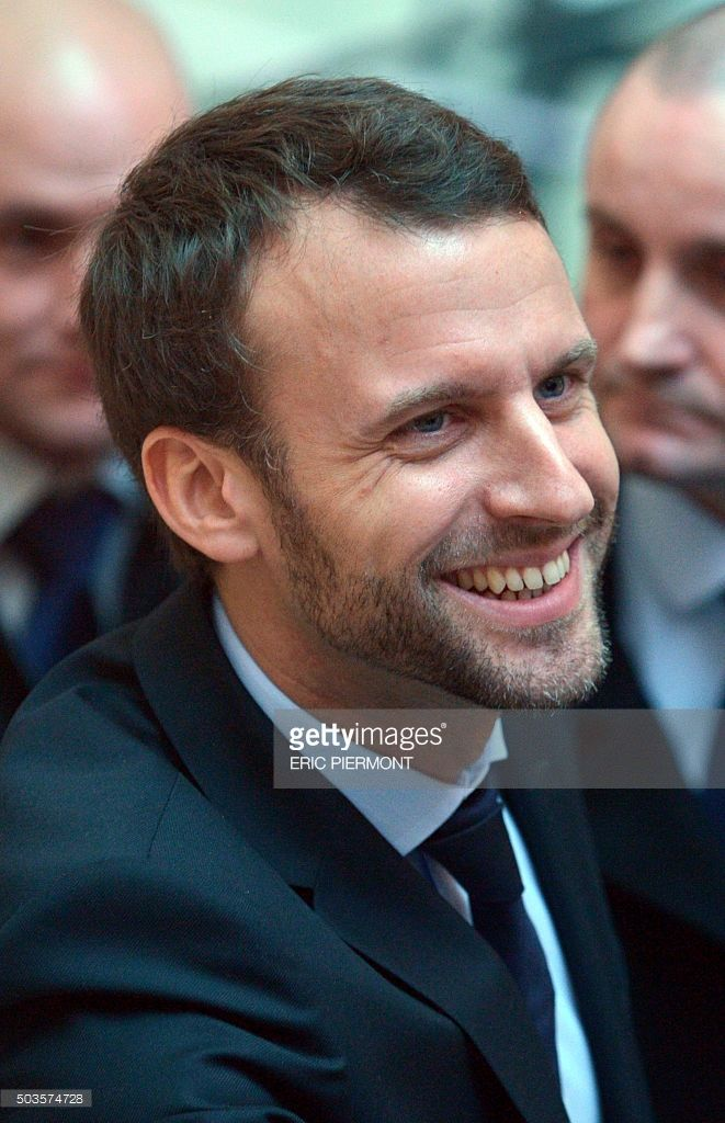 "Emmanuel Macron ""En Marche"" leader in France. Next youngest president? France 2017 elections"
