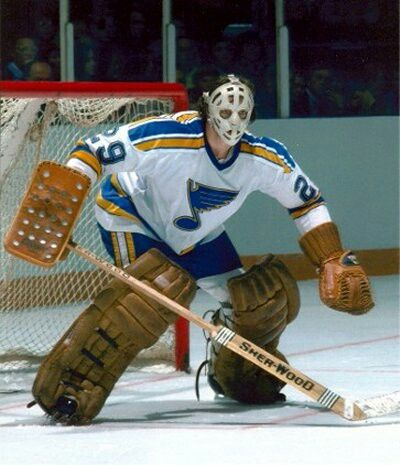 Yves Belanger | St. Louis Blues | NHL | Hockey