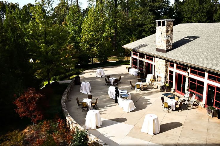 Silverbell Pavilion, Emory Conference Center Hotel