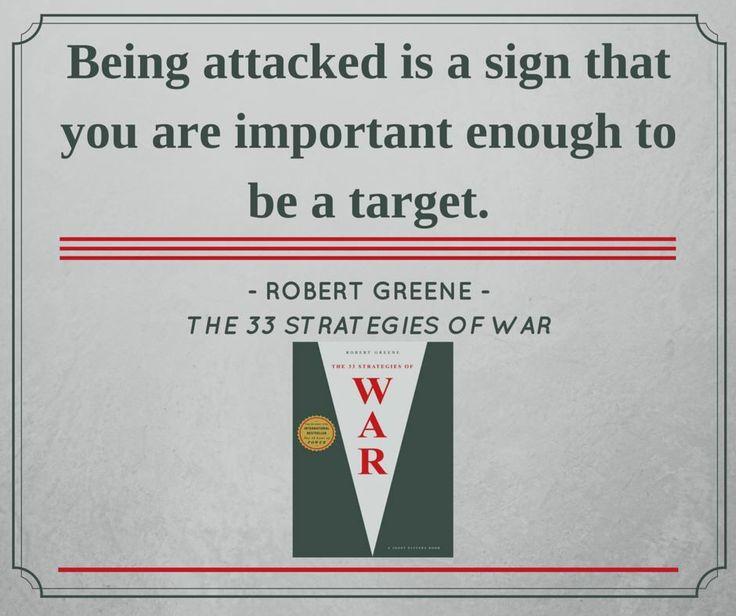 Self help. War quotes, Robert greene, Quotes