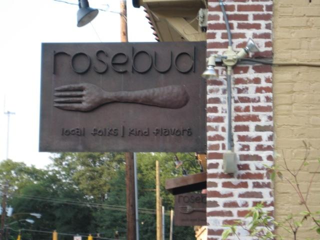 Rosebud, Virginia Highland, Atlanta, GA  Incredible food!!!