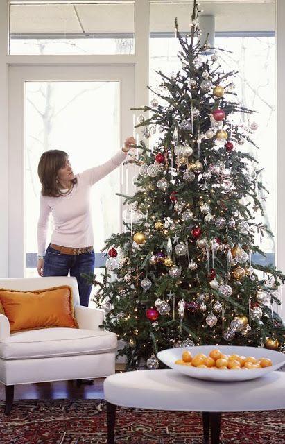 Sarah Richardson's Christmas tree