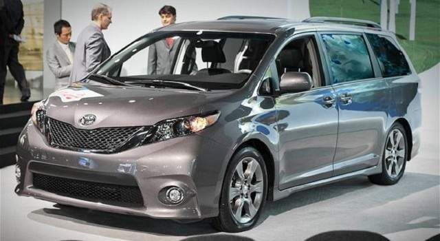 Nice Toyota Corolla 2017: 2016 Toyota Sienna Price and Engine | Audi Carswoom Check more at http://24auto.tk/toyota/toyota-corolla-2017-2016-toyota-sienna-price-and-engine-audi-carswoom/