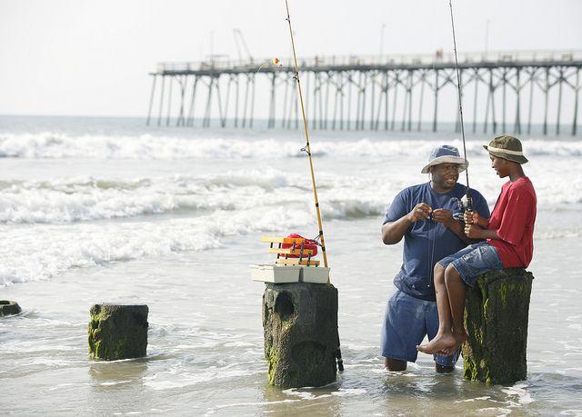 35 best fishing finds images on pinterest fishing peach for Surf fishing nc