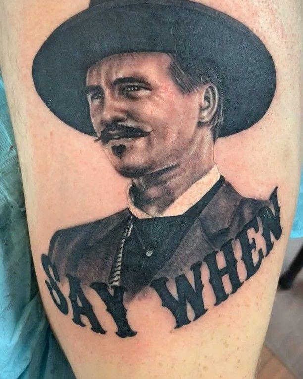 Tombstone Movie Tattoos : tombstone, movie, tattoos, WHEN
