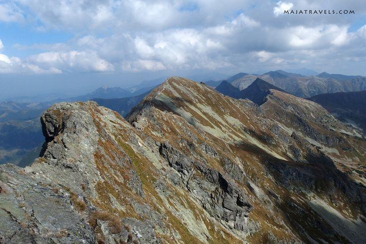 Western Tatras - Rohace