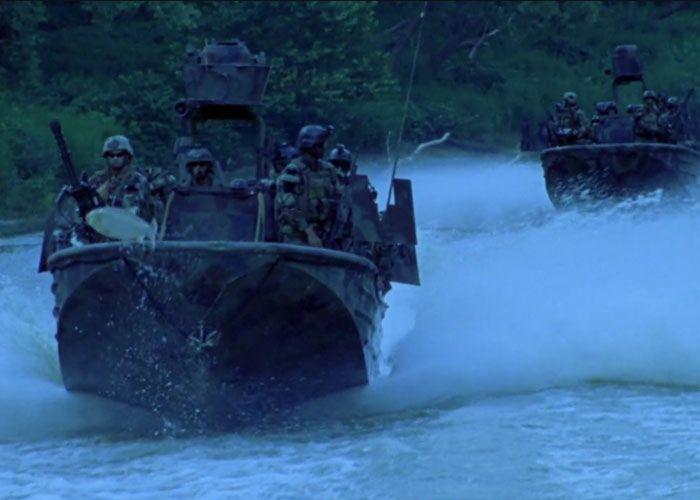 "Navy SWCC: Enjoy The ""Wildlife"""